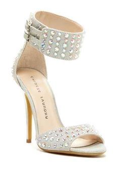 Jovial Ankle Strap Sandal