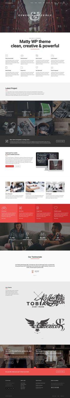 New WordPress Themes