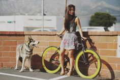 The Yankee // Pure Fix Cycles X Charity: Water
