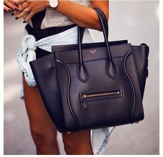 Can't get enough of this bag. My big purchase for the Fall.