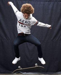 Aeropostale, Brand Names, New York, Campaign, Jackets, Fall, Style, Fashion, Down Jackets