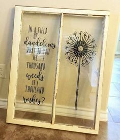 by wilma-cricut projects Old Window Projects, Craft Projects, Projects To Try, Cricut Project Ideas, Craft Ideas, Decor Ideas, Old Window Crafts, Diy Vinyl Projects, Old Wood Projects
