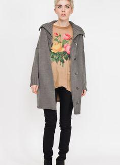 love this sweater coat!  One Teaspoon @ Dear Fieldbinder.