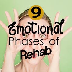 Are you or your loved one going to #substanceabuse treatment? Rehabilitation is an emotional rollercoaster... Here is what to expect!