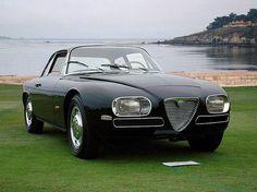 1962 Alfa Romeo 2600 SZ Zagato