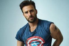 Most of us know that Chris Evans plays Captain America in the Marvel Cinematic Universe. Many also know that he is one of the most handsome, charismatic, Chris Evans Bart, Chris Evans Captain America, Gay, Romantic Status, Good Attitude, Attitude Status, Taron Egerton, Most Handsome Men, Good Wife