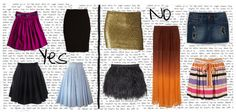 Moda per principianti: How to dress the Hourglass Body Shape