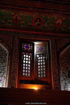 Iran - Yazd-khaney-e- malekottojjar by s.amir_hashemi1, via Flickr