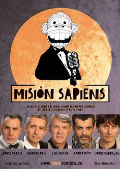 Misión Sapiens @ Auditorio Municipal - Ourense teatro escea escena