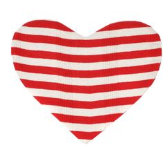 """EDITH A. MILLER """"Heart"""" Pouch ($51) ❤ liked on Polyvore featuring backgrounds, hearts, fillers, red and pictures"""