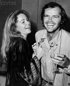 Tuesday Weld & Jack Nicholson - New York City