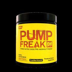 Pump Freak Cannister