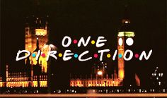 One Direction Friends Edition {GIF}