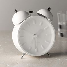 Small Karlsson Alarm Clock from The White Company