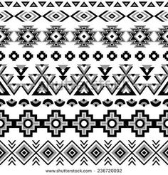 American Indian Pattern Stock Photos, Royalty-Free Images ...