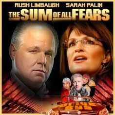Rush Limbaugh Leaves Own Dinner Party over Attacks on Gov. Palin