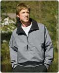 Tri-Mountain - Nylon Jacket With Lightweight Fleece Lining