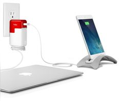 PlugBug - Twelve South.  Charge 2 devices at once