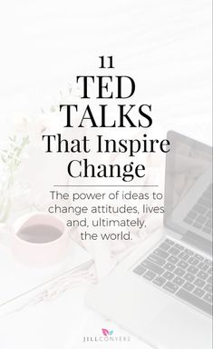 Some of the most inspiring TED Talks that will inspire you to act and do something amazing today Seriously amazing thoughts ideas and inspiration in 18 minutes or less Cl. Most Inspiring Ted Talks, Change, Self Development, Personal Development, Better Life, Self Improvement, Self Help, Good To Know, Inspire Me