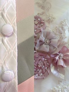 Beautiful pink and grey ideas. Alfred Angelo colours. Available at Cloud Nine Bridal Studio. 01489 577148