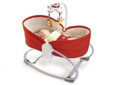 Rocker Napper 3 em 1 - Tiny Love  Berço, cadeira e balanço para bebê
