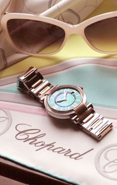 A classic timepiece for a classy empress. Collection IMPERIALE.