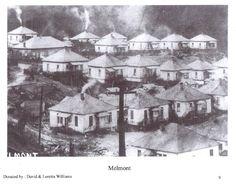Ghost town of Melmont, Washington