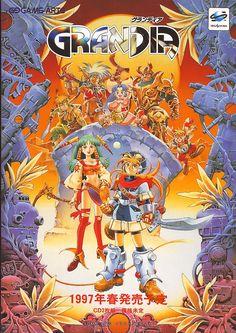 Grandia (1997)