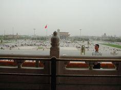 plein van de hemelse vrede ,Peking China