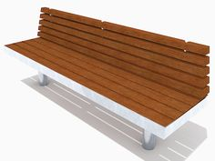 The straight Tree seat has been designed to withstand the heaviest town centre treatment and features an incredibly strong all welded stainless steel frame and easily replaceable FSC® timber slats. http://factoryfurniture.co.uk/index/products/seating/tree-range/straight-tree-seat.html