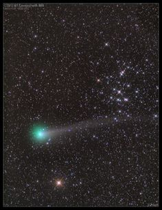 Tracking Comet C/2013 R1 Lovejoy through November