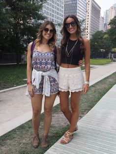 Pin for Later: How Chic-ago! The Best Festival Looks From Lollapalooza Lollapalooza 2014