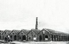 Sandnes Garn, de første bygningene #fabrikk #sandnesgarn Louvre, Building, Travel, Historia, Viajes, Buildings, Destinations, Traveling, Trips