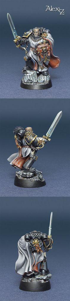 Black Templar Veteran