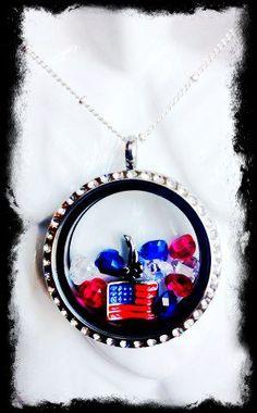 Custom necklaces! www.brookejohnson.OrigamiOwl.com