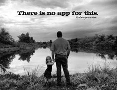 There is no app for this. #hunting #family #outdoors #children #deerpassion