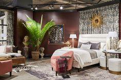 Room Reveal! #MyRoweDesign vignette designed by Alice Lane Home.