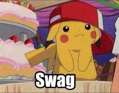 I love Pokemon. The old Pokemon. Huge chunk of my childhood. Pikachu Pikachu, Ash Pokemon, Pokemon Memes, Cute Pokemon, Pokemon Stuff, Black Pokemon, Ash Hat, Masters, Animes Wallpapers