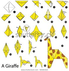 Origami Yoda, Origami Star Box, Origami Fish, Origami Dragon, Paper Crafts Origami, Diy Origami, Origami Guide, Origami Folding, Oragami