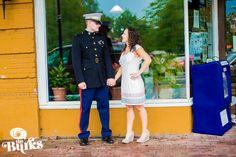 Love military sessions! #nc #davidson