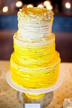 innovative ideas of yellow wedding them (4)