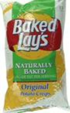 I'm learning all about Lay's Naturally Baked Potato Crisps Original at @Influenster!