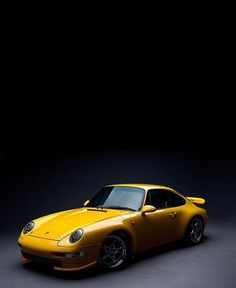 Porsche 911 993 RS