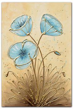 Glue Painting, Artist Painting, Painting Canvas, Silk Painting, Art Floral, Paintings For Sale, Original Paintings, Hot Glue Art, Gun Art