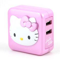 Hello Kitty iCharger: Pink