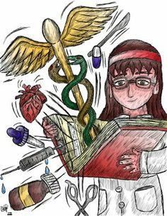 Estudiante de Medicina, Sabiduría en los libros