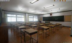 [UE4] Modern Japanese School - Polycount Forum