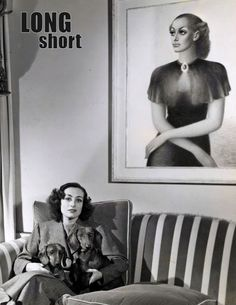 I have always known what I wanted, and that was beauty... in every form.  ~Joan Crawford
