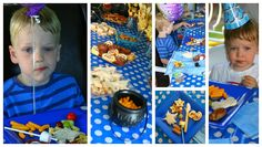Room on the Broom Party Food