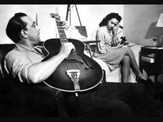 Django Reinhardt - I Can' Give You Anything But Love - Rome, 01 or 02. 1949